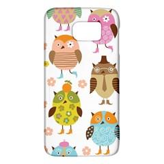 Highres Owls Galaxy S6