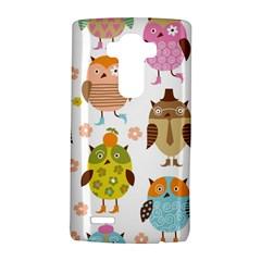Highres Owls LG G4 Hardshell Case