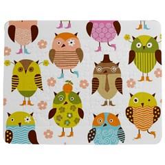 Highres Owls Jigsaw Puzzle Photo Stand (Rectangular)