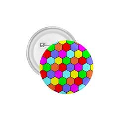 Hexagonal Tiling 1.75  Buttons