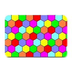 Hexagonal Tiling Plate Mats