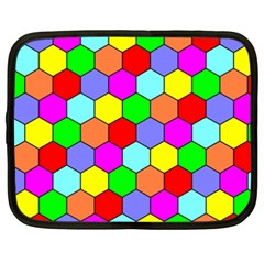Hexagonal Tiling Netbook Case (XXL)