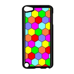 Hexagonal Tiling Apple iPod Touch 5 Case (Black)