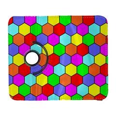 Hexagonal Tiling Galaxy S3 (Flip/Folio)