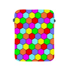 Hexagonal Tiling Apple iPad 2/3/4 Protective Soft Cases