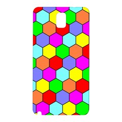 Hexagonal Tiling Samsung Galaxy Note 3 N9005 Hardshell Back Case