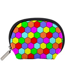 Hexagonal Tiling Accessory Pouches (Small)
