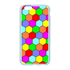 Hexagonal Tiling Apple Seamless iPhone 6/6S Case (Color)