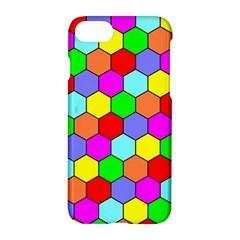 Hexagonal Tiling Apple Iphone 7 Hardshell Case