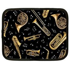 Instrument Saxophone Jazz Netbook Case (XXL)