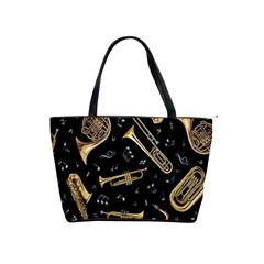 Instrument Saxophone Jazz Shoulder Handbags