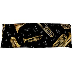 Instrument Saxophone Jazz Body Pillow Case Dakimakura (Two Sides)
