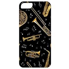 Instrument Saxophone Jazz Apple iPhone 5 Classic Hardshell Case