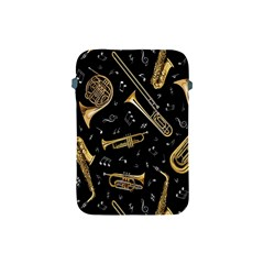 Instrument Saxophone Jazz Apple iPad Mini Protective Soft Cases