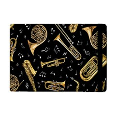 Instrument Saxophone Jazz iPad Mini 2 Flip Cases