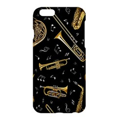 Instrument Saxophone Jazz Apple iPhone 6 Plus/6S Plus Hardshell Case