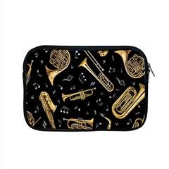 Instrument Saxophone Jazz Apple Macbook Pro 15  Zipper Case