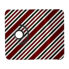Line Christmas Stripes Galaxy S3 (Flip/Folio)