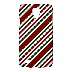 Line Christmas Stripes Galaxy S4 Active