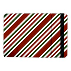 Line Christmas Stripes Samsung Galaxy Tab Pro 10.1  Flip Case