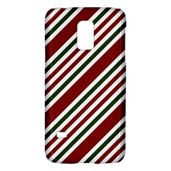 Line Christmas Stripes Galaxy S5 Mini