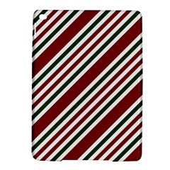 Line Christmas Stripes iPad Air 2 Hardshell Cases