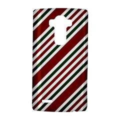 Line Christmas Stripes LG G4 Hardshell Case