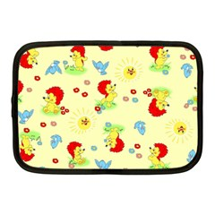 Lion Animals Sun Netbook Case (Medium)