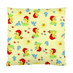 Lion Animals Sun Standard Cushion Case (Two Sides)