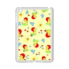 Lion Animals Sun iPad Mini 2 Enamel Coated Cases