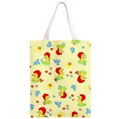 Lion Animals Sun Classic Light Tote Bag