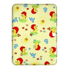 Lion Animals Sun Samsung Galaxy Tab 4 (10.1 ) Hardshell Case