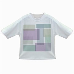 Abstract Background Pattern Design Infant/Toddler T-Shirts