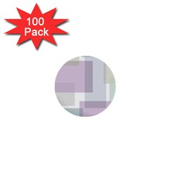 Abstract Background Pattern Design 1  Mini Buttons (100 pack)