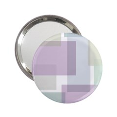 Abstract Background Pattern Design 2.25  Handbag Mirrors
