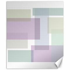 Abstract Background Pattern Design Canvas 8  x 10