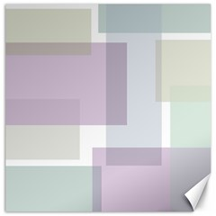 Abstract Background Pattern Design Canvas 12  x 12