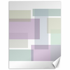 Abstract Background Pattern Design Canvas 12  x 16