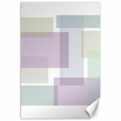 Abstract Background Pattern Design Canvas 12  x 18
