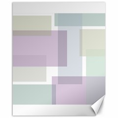 Abstract Background Pattern Design Canvas 16  x 20