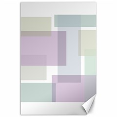 Abstract Background Pattern Design Canvas 24  x 36