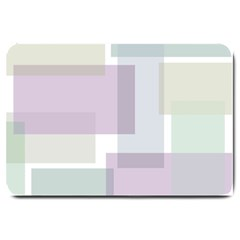 Abstract Background Pattern Design Large Doormat