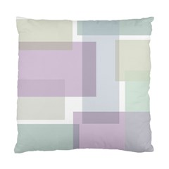 Abstract Background Pattern Design Standard Cushion Case (Two Sides)