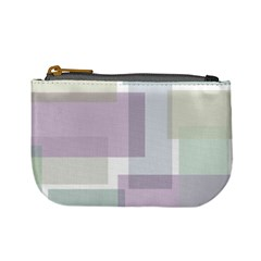 Abstract Background Pattern Design Mini Coin Purses