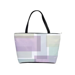 Abstract Background Pattern Design Shoulder Handbags