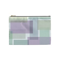 Abstract Background Pattern Design Cosmetic Bag (Medium)