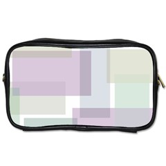 Abstract Background Pattern Design Toiletries Bags 2-Side