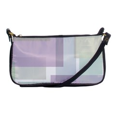 Abstract Background Pattern Design Shoulder Clutch Bags