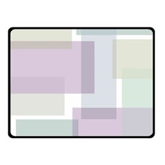 Abstract Background Pattern Design Fleece Blanket (Small)