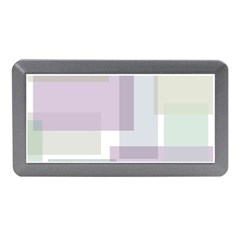 Abstract Background Pattern Design Memory Card Reader (Mini)